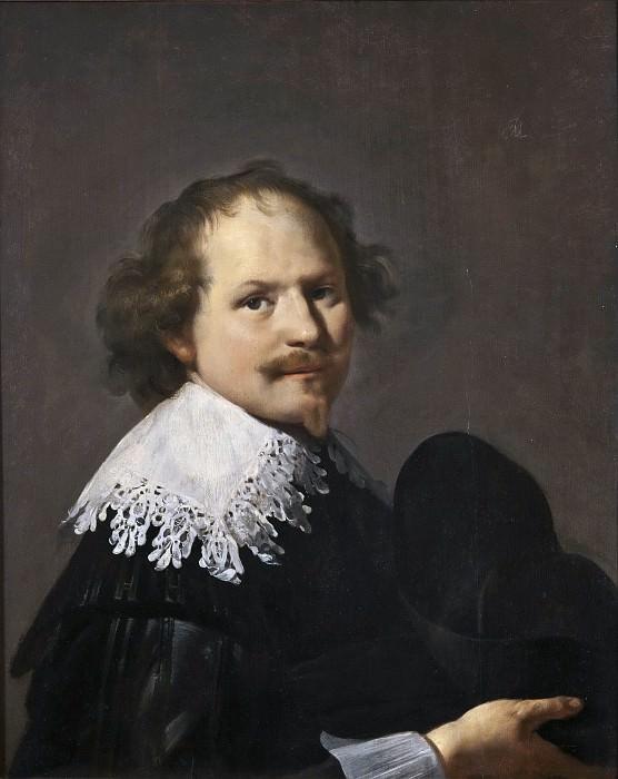 Portrait of a Man. Johannes Moreelse