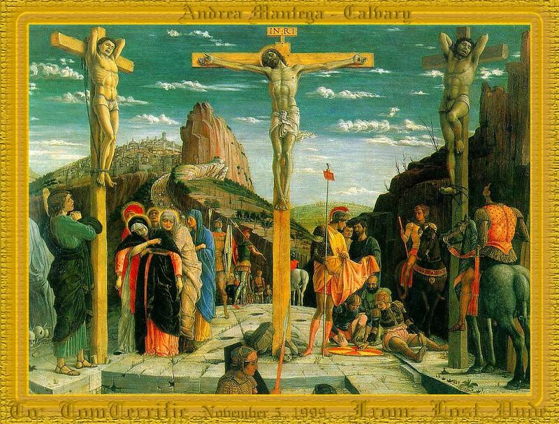 Lost Dude-Mantega. Andrea Mantegna