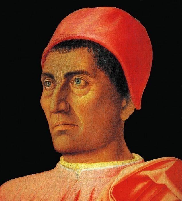 Portrait of Cardinal Carlo de Medici (1460). Andrea Mantegna