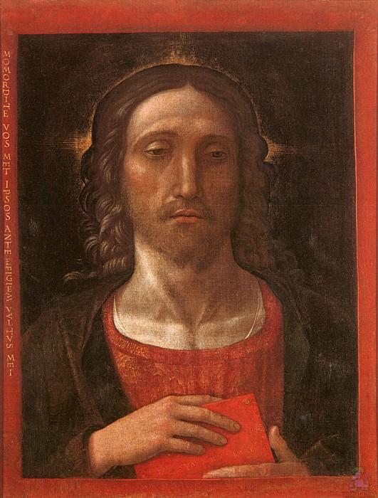 Христос-Спаситель (1493). Андреа Мантенья