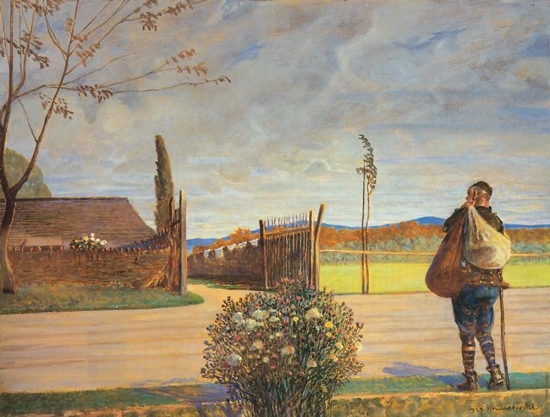 The Prodigal Son. Jacek Malczewski