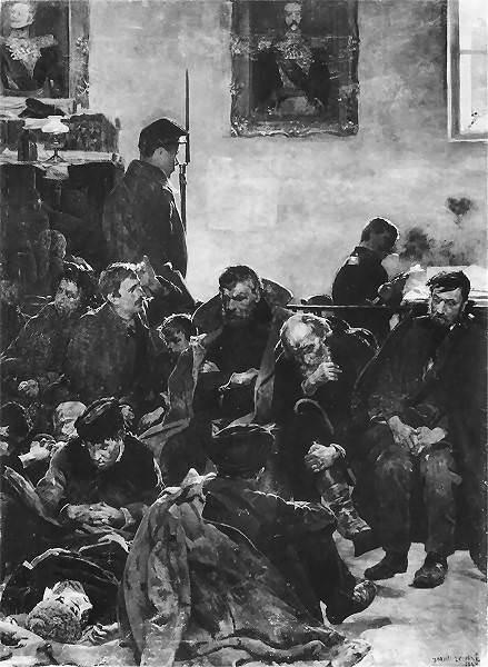 На этапе (сибиряки), 1890. Яцек Мальчевский
