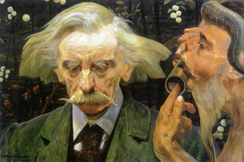 Неизвестная нота - портрет Станислава Брыни. Яцек Мальчевский