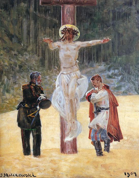 Reconciliation. Jacek Malczewski