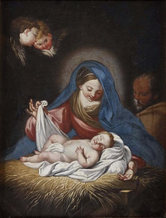 Рождество. Карло Маратта (Манера)