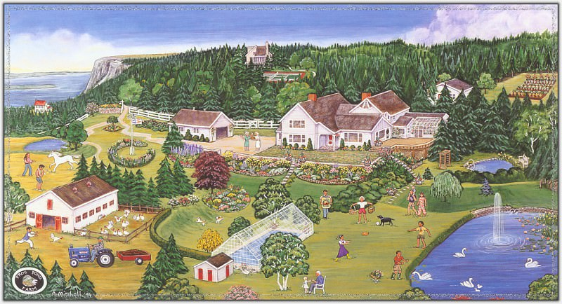 Frog Pond Farm. Ann Mitchell