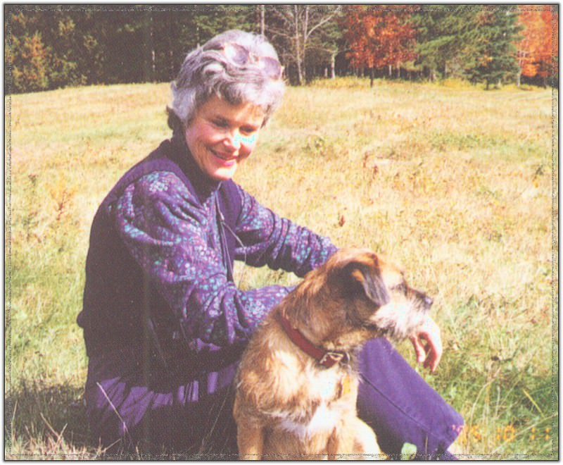 The House Painter. Ann Mitchell