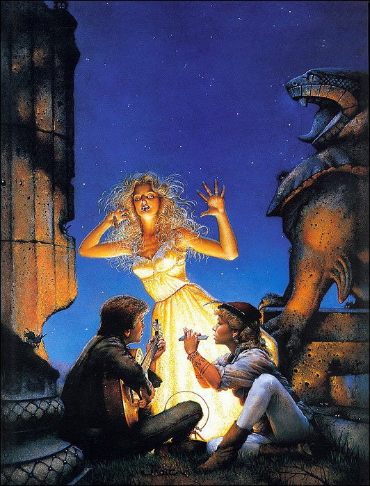 The Serenade. Don Maitz