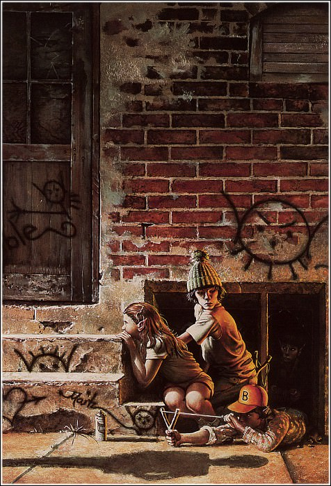 0uro0449 don maitz the borribles go for broke. Don Maitz