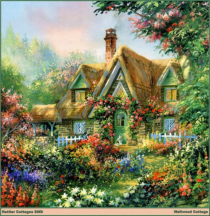 Rattler Cottages. Jim Mitchell