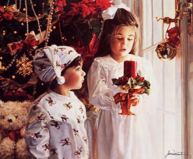 The Wonder of Christmas. Jean Monti
