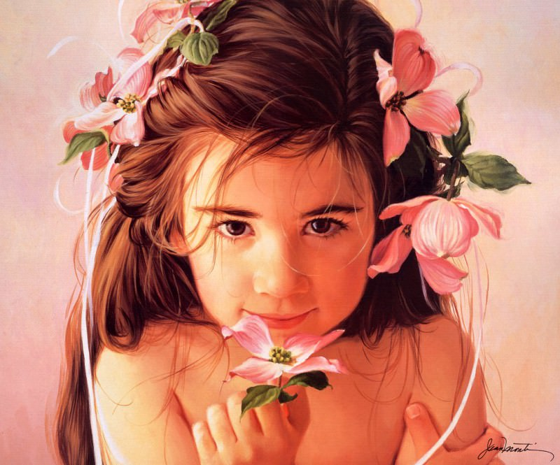 Время цветения. Жан Монти
