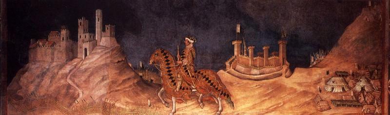 Guidoricio Da Fogliano. Simone Martini