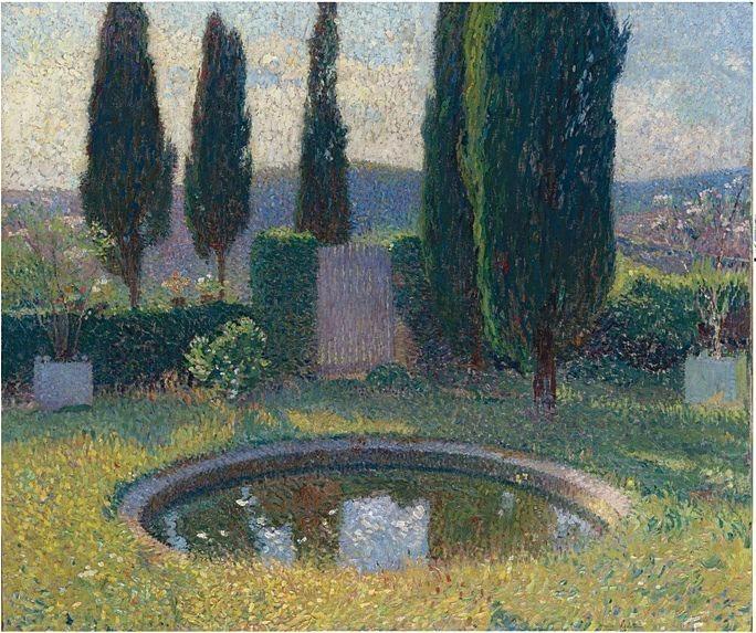 Le Bassin de lAutomne. Henri-Jean-Guillaume Martin