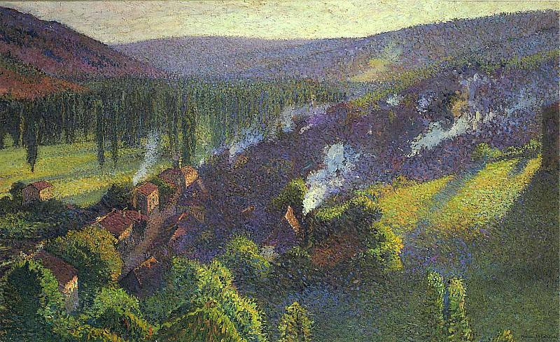 Labastide du Vert en Lot. Henri-Jean-Guillaume Martin