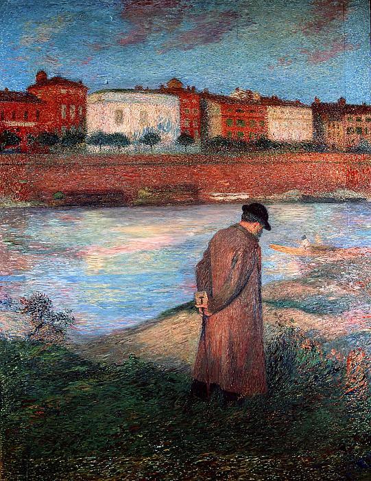 Le Poete. Henri-Jean-Guillaume Martin