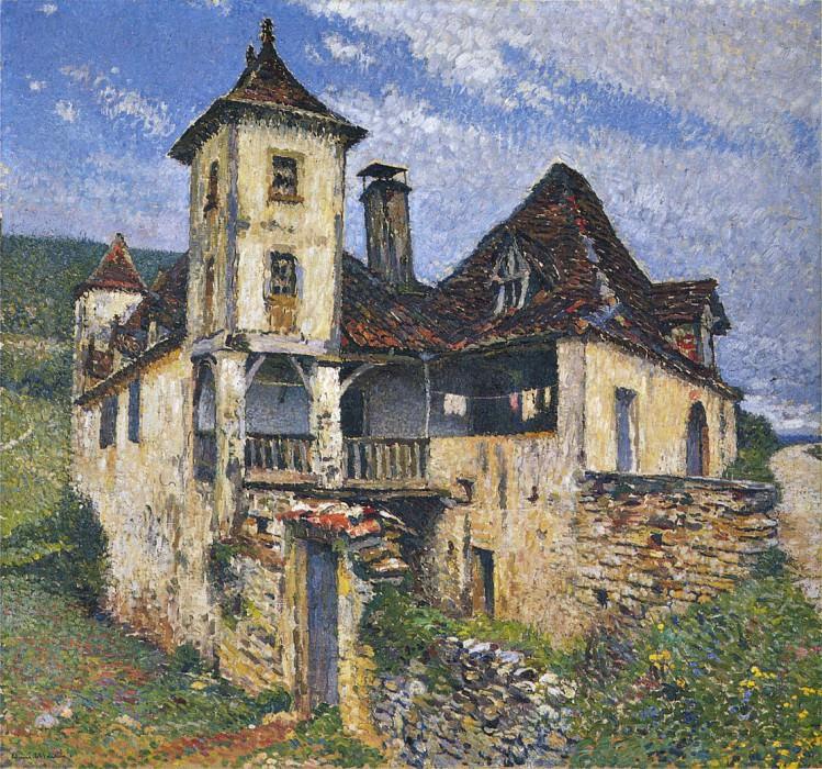 Maison a l Herm. Henri-Jean-Guillaume Martin