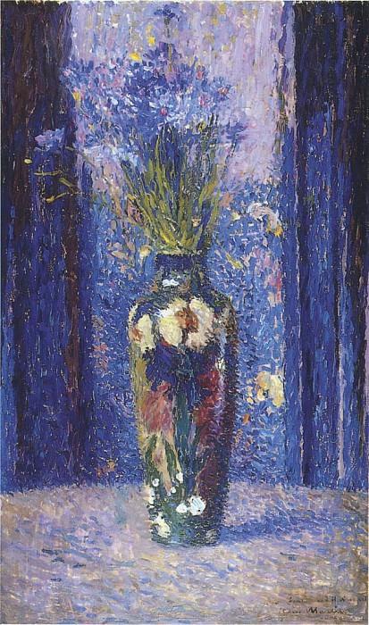 Vase of Flowers 1910. Henri-Jean-Guillaume Martin