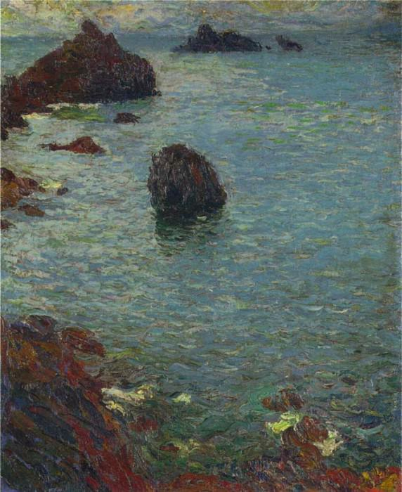 Рифы, 1920. Анри-Жан-Гийом Мартин