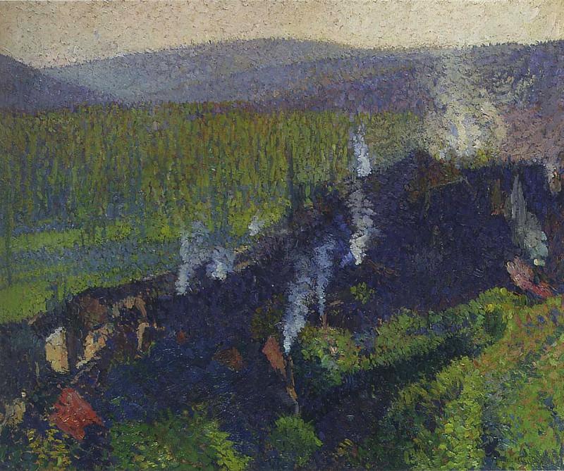Лабастид-дю-Вер, 1920. Анри-Жан-Гийом Мартин