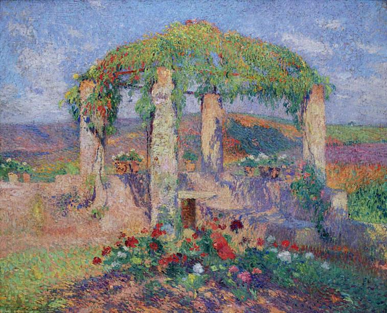 The Beginning of Autumn. Henri-Jean-Guillaume Martin