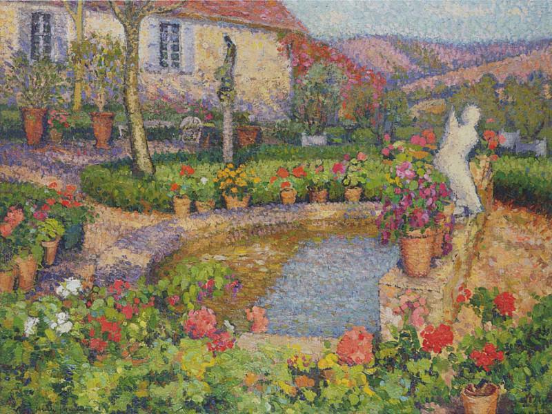 Ma Maison et Ma Jardin. Henri-Jean-Guillaume Martin