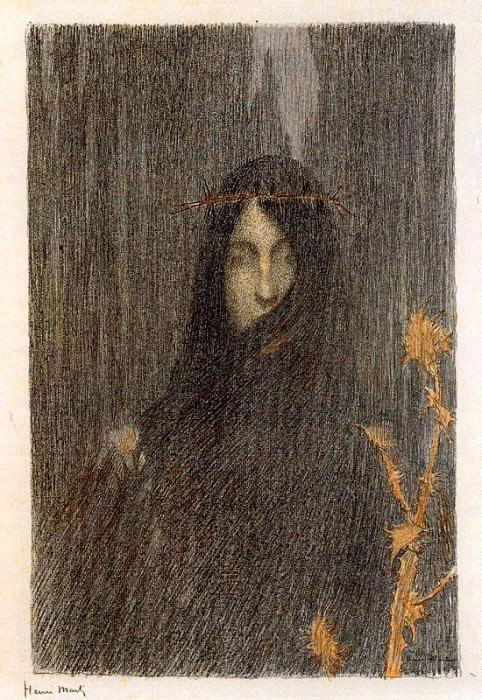 The Silence. Henri-Jean-Guillaume Martin