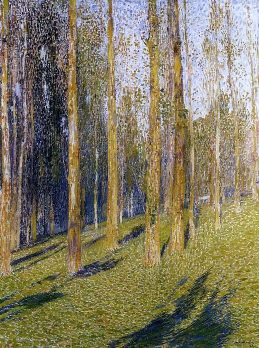 Forest 1895. Henri-Jean-Guillaume Martin