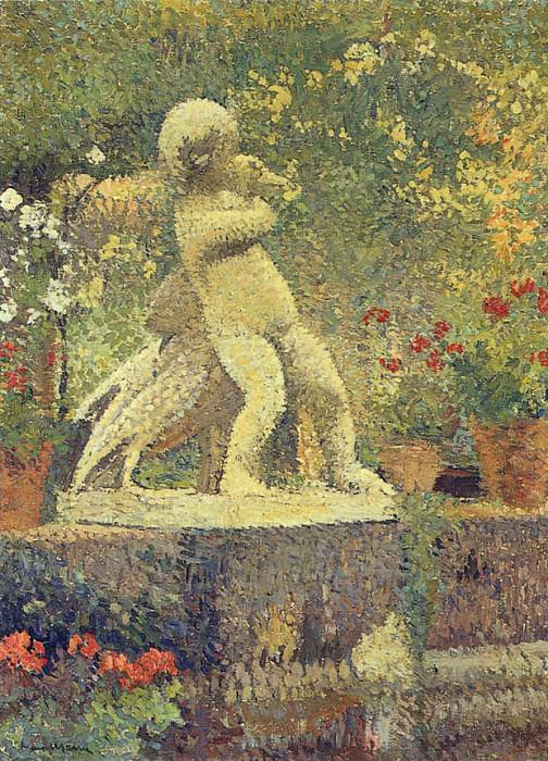 LEnfant a Loie. Henri-Jean-Guillaume Martin