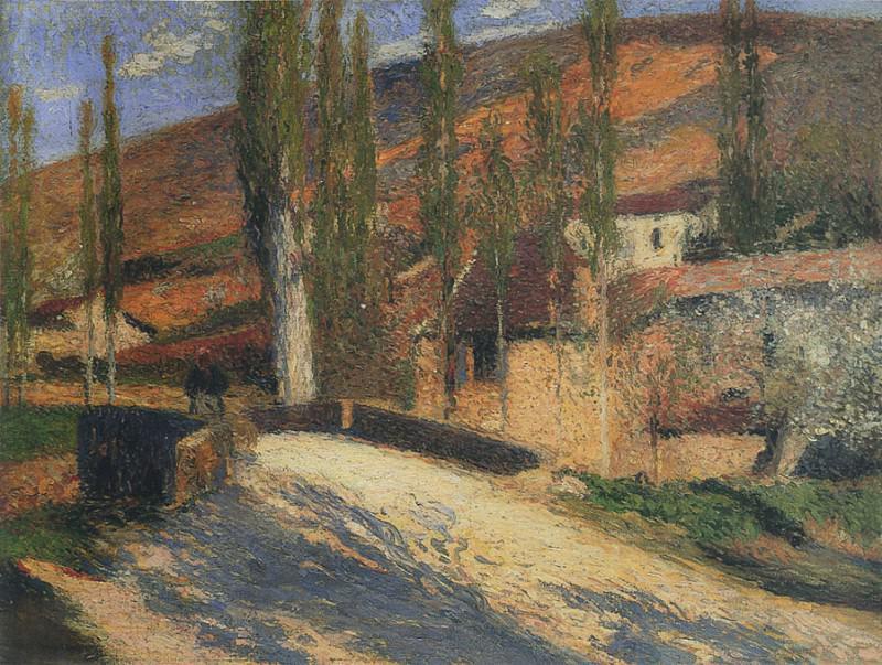 Sortie Labastide Part le Pont. Henri-Jean-Guillaume Martin