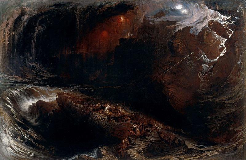 Великий потоп. Джон Мартин