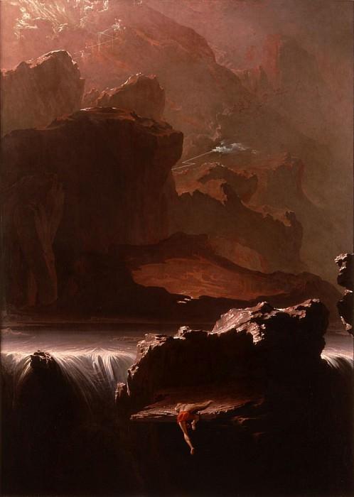 Sadak in Search of the Waters of Oblivion. John Martin
