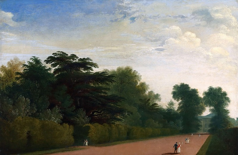 Kensington Gardens. John Martin