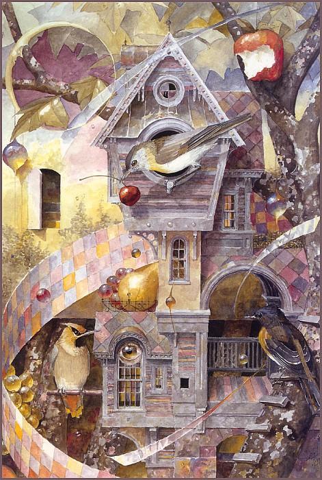 Birdhouse. Daniel Merriam