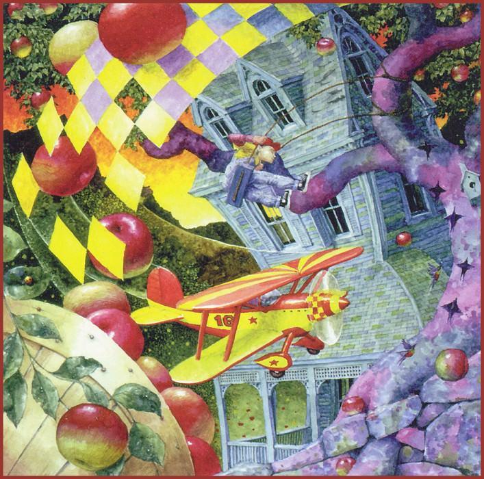 Apple Toss. Daniel Merriam