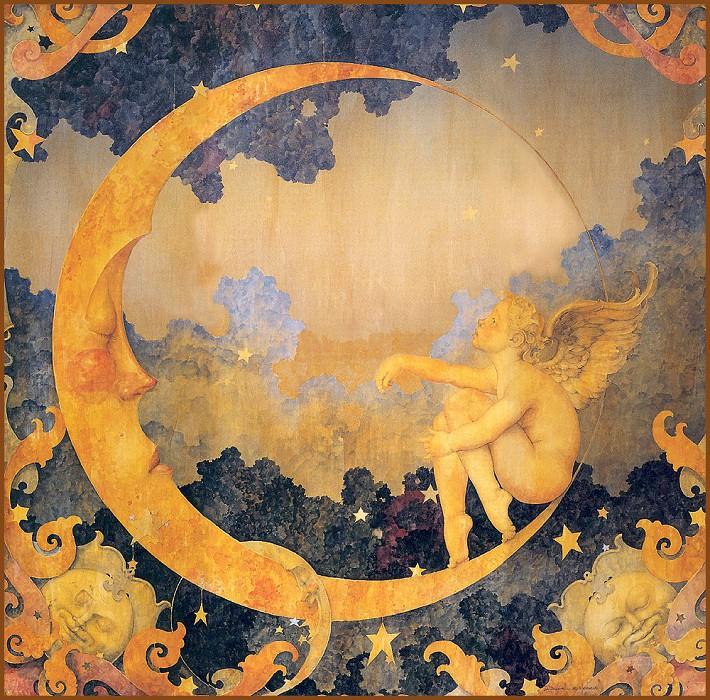 MoonMagic. Daniel Merriam