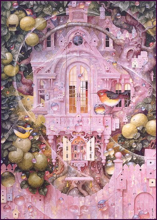 Apple Tree House. Daniel Merriam