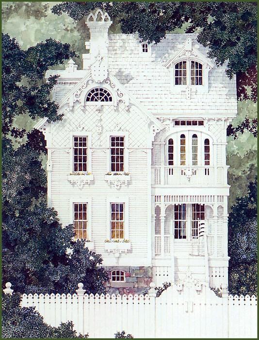 The White House. Daniel Merriam