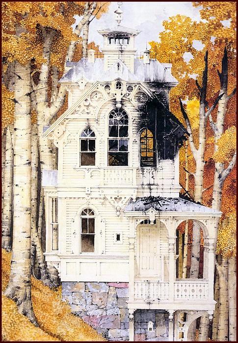 AutumnsEnd. Daniel Merriam