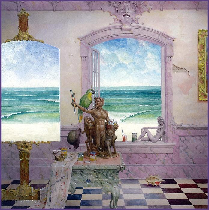 Ocean View. Daniel Merriam