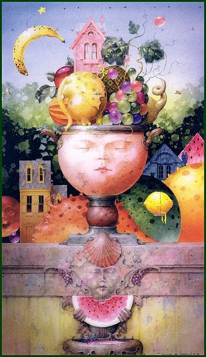 Mental Fruit. Daniel Merriam