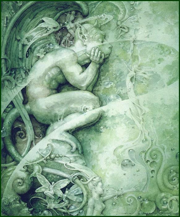 Enchanted. Daniel Merriam