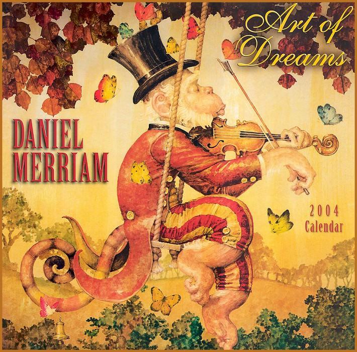 Cover. Daniel Merriam