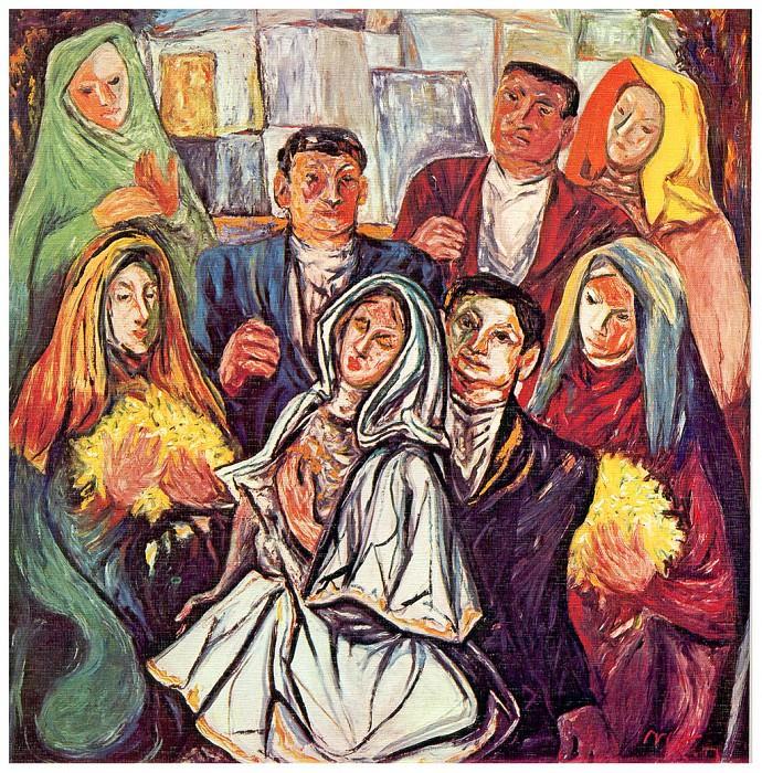 La boda. Francisco Mateos