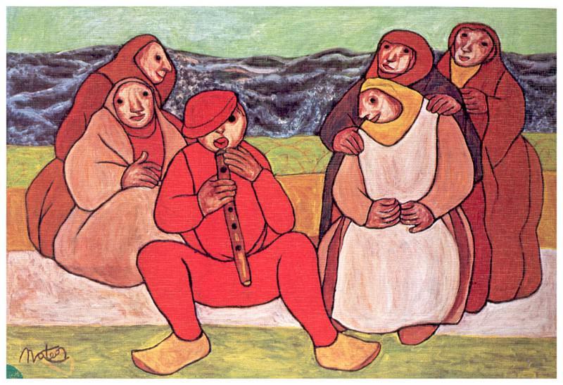 ls FranciscoMateos 058 Musica de la maсana. Francisco Mateos