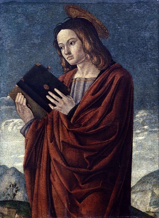 Святой Иоанн Богослов. Доменико Мороне