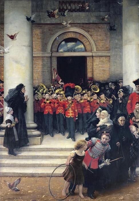 Sons of the Brave. Phillip Richard Morris