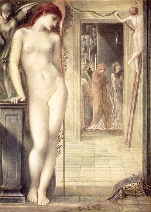 Венера Эпиталамия. Чарльз Фэрфакс Мюррей