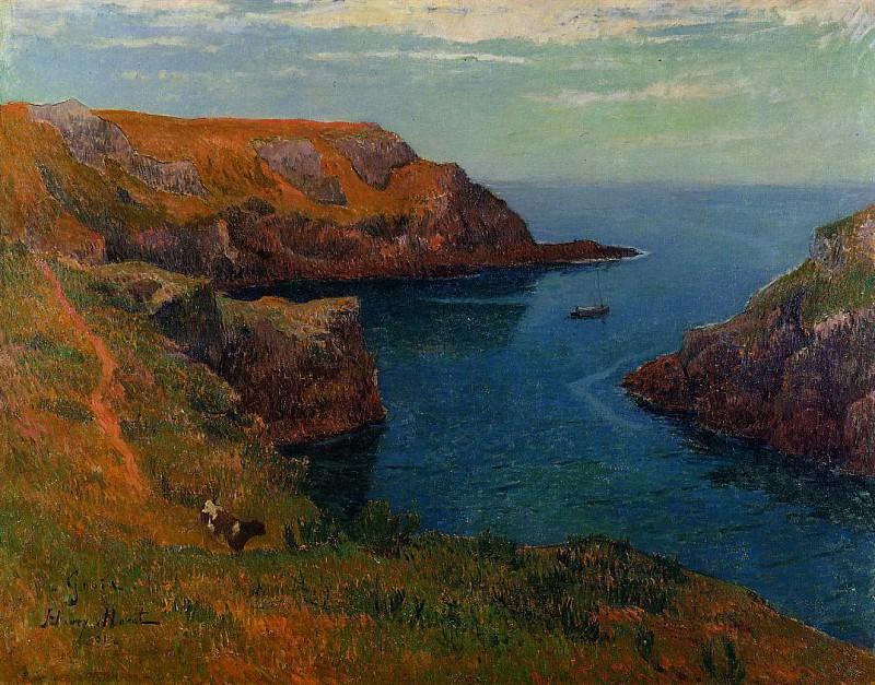Гру,1891. Анри Море