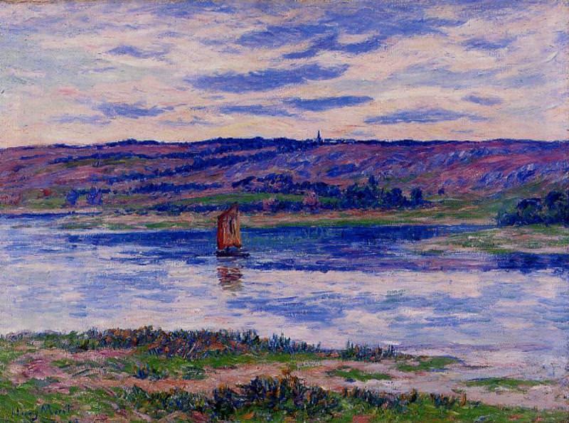 The River Basin Finistere 1909. Henry Moret